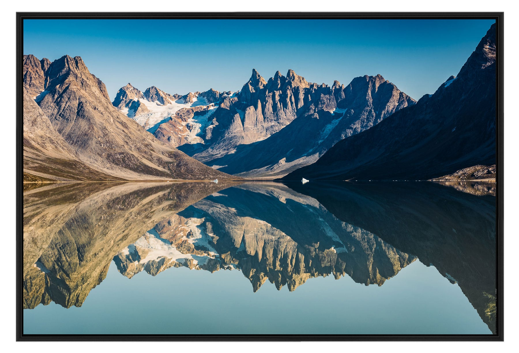 Tirage Photo Montagnes du Monde