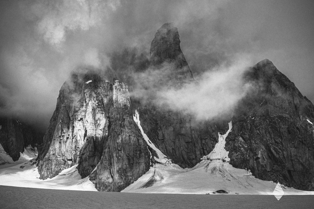 Photo du Grand Capucin dans le Massif du Mont-Blanc