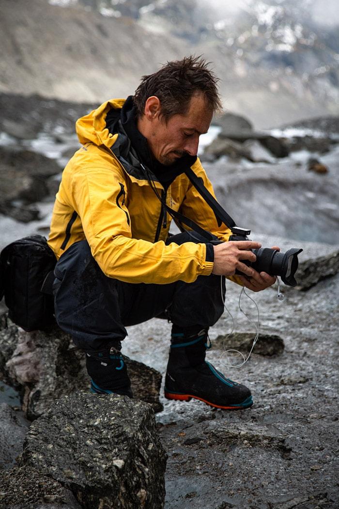 Le Photographe montagne Marc Daviet